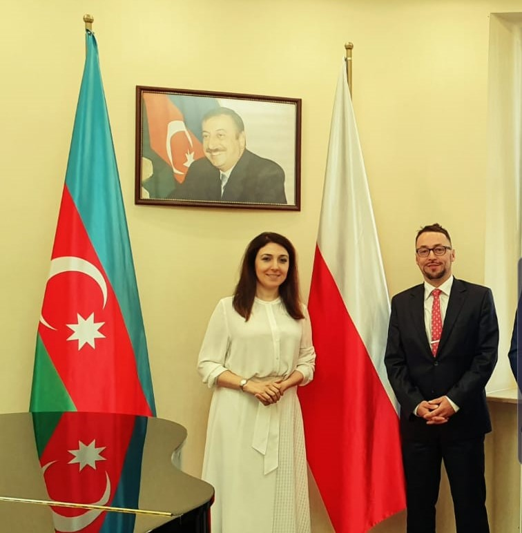 Cooperation within Poland and Azerbajian | Diplomacy Talks Series