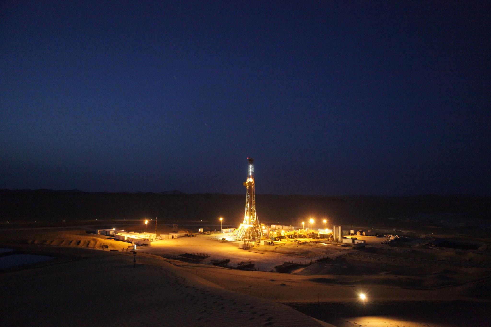 Rosja odbudowuje produkcję naftową w Libii