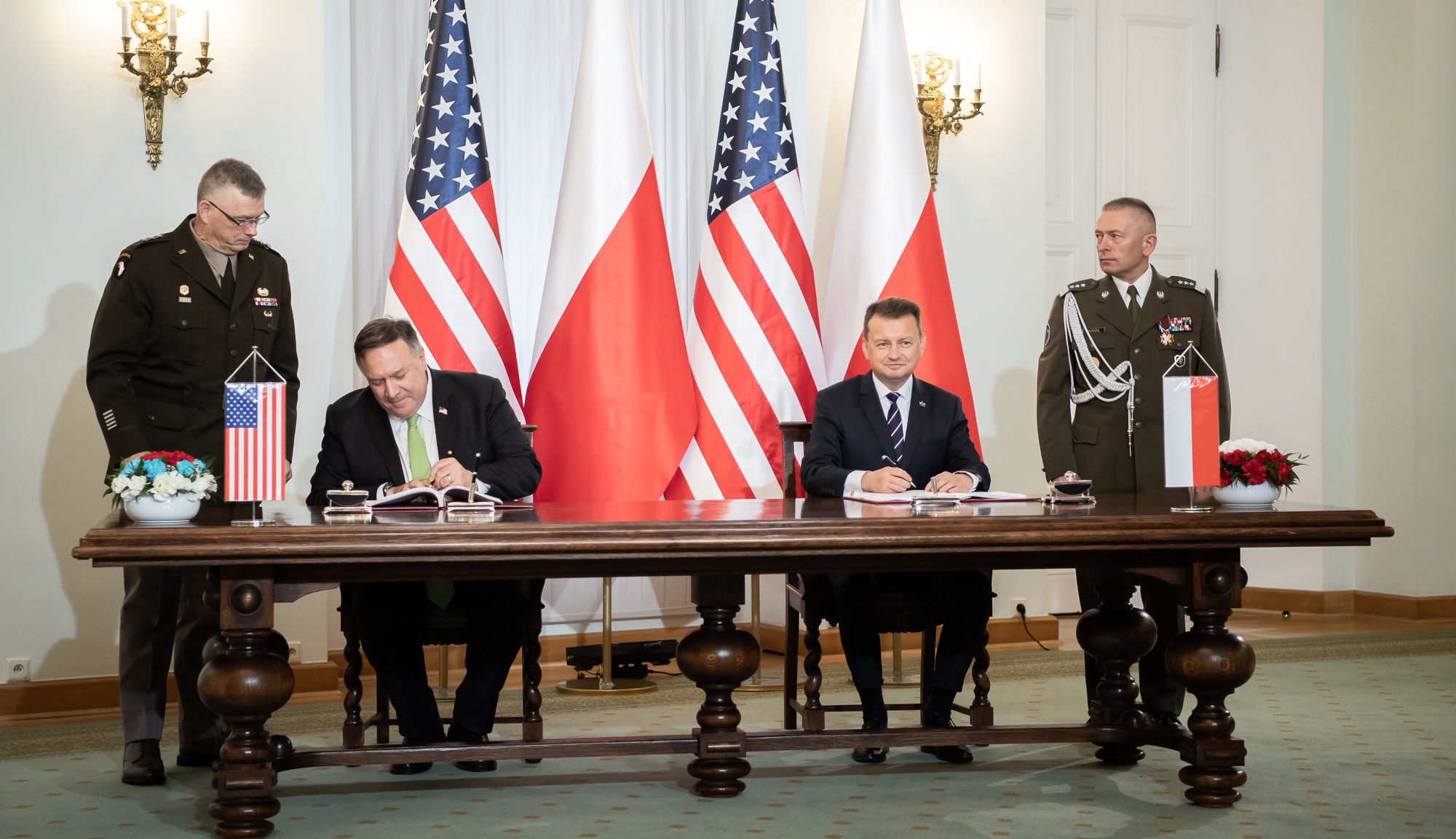 Wschodnia flanka Zachodu: Europa Środkowa w obliczu dynamizmu sytuacji międzynarodowej