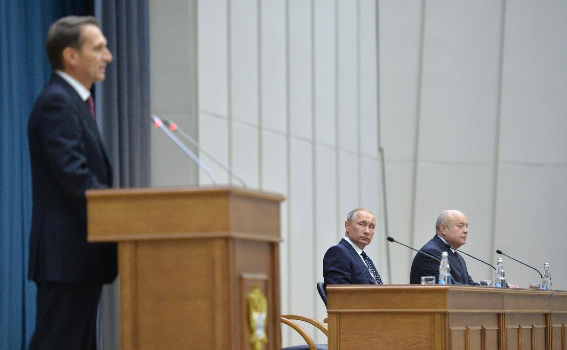 Rosyjski wywiad pomoże Łukaszence tropić wrogów za granicą