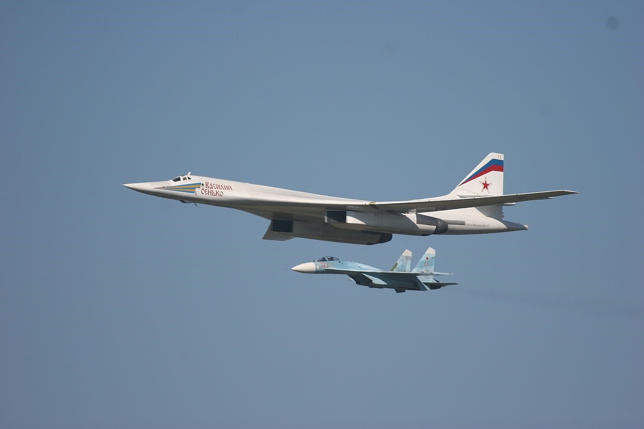 Russia Violates Airspace over Baltic Sea in the Shadow of Geneva Summit