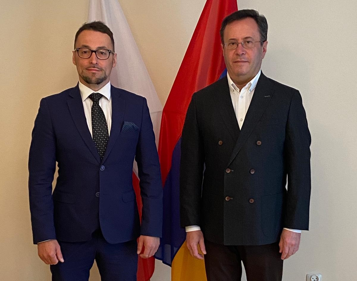 Poland and Armenia – cooperation  opportunities | Diplomacy Talks Series