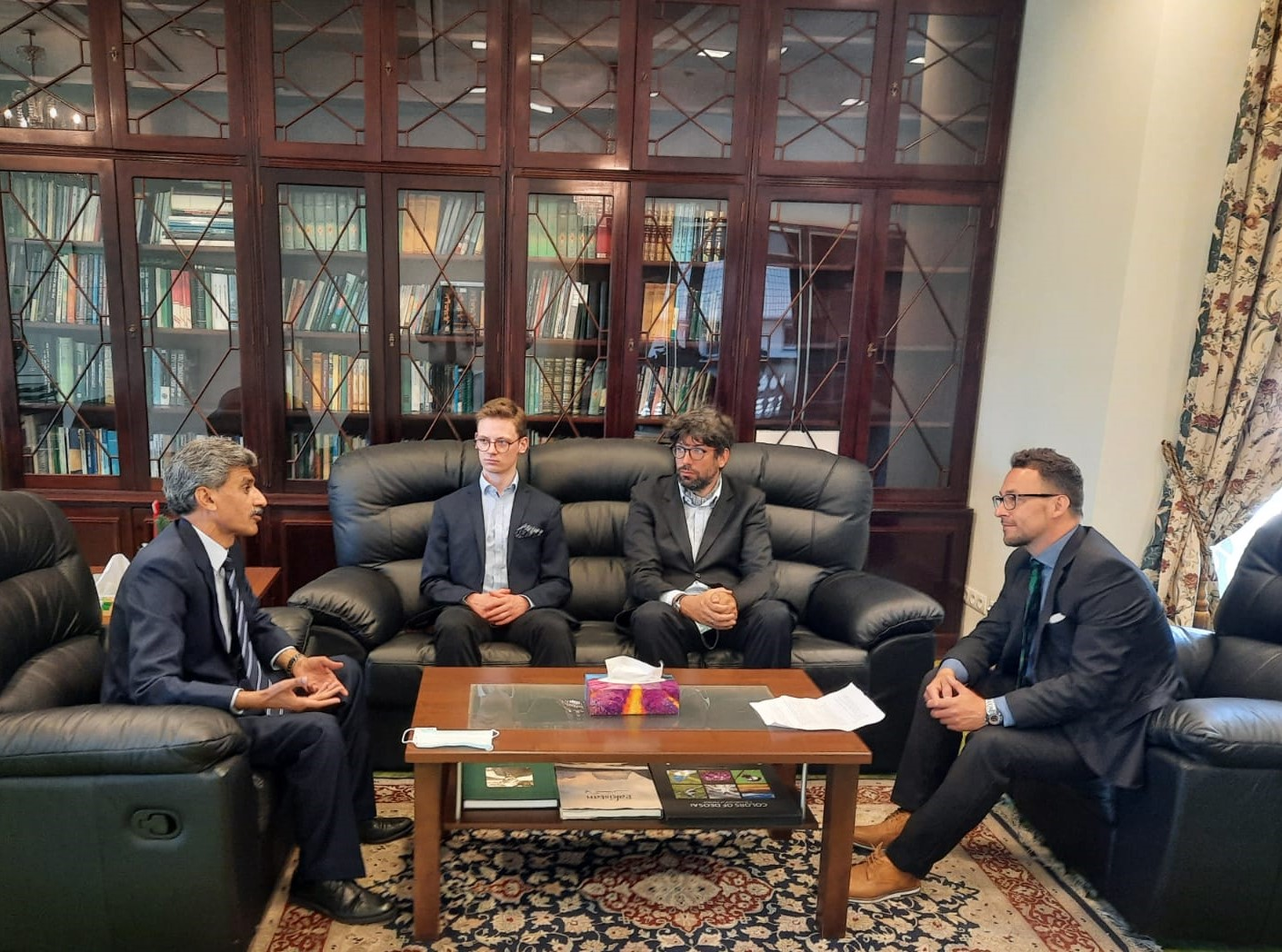 Polish-Pakistani Cooperation | Diplomacy Talks Series