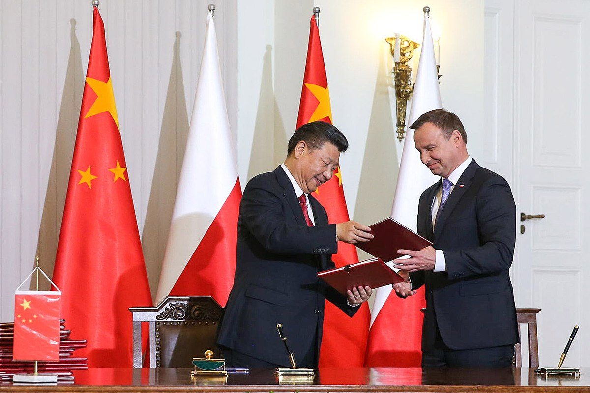 A Thaw in Relations Between Warsaw and Beijing?