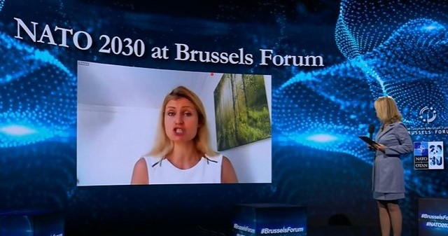 NATO 2030 at BRUSSELS FORUM