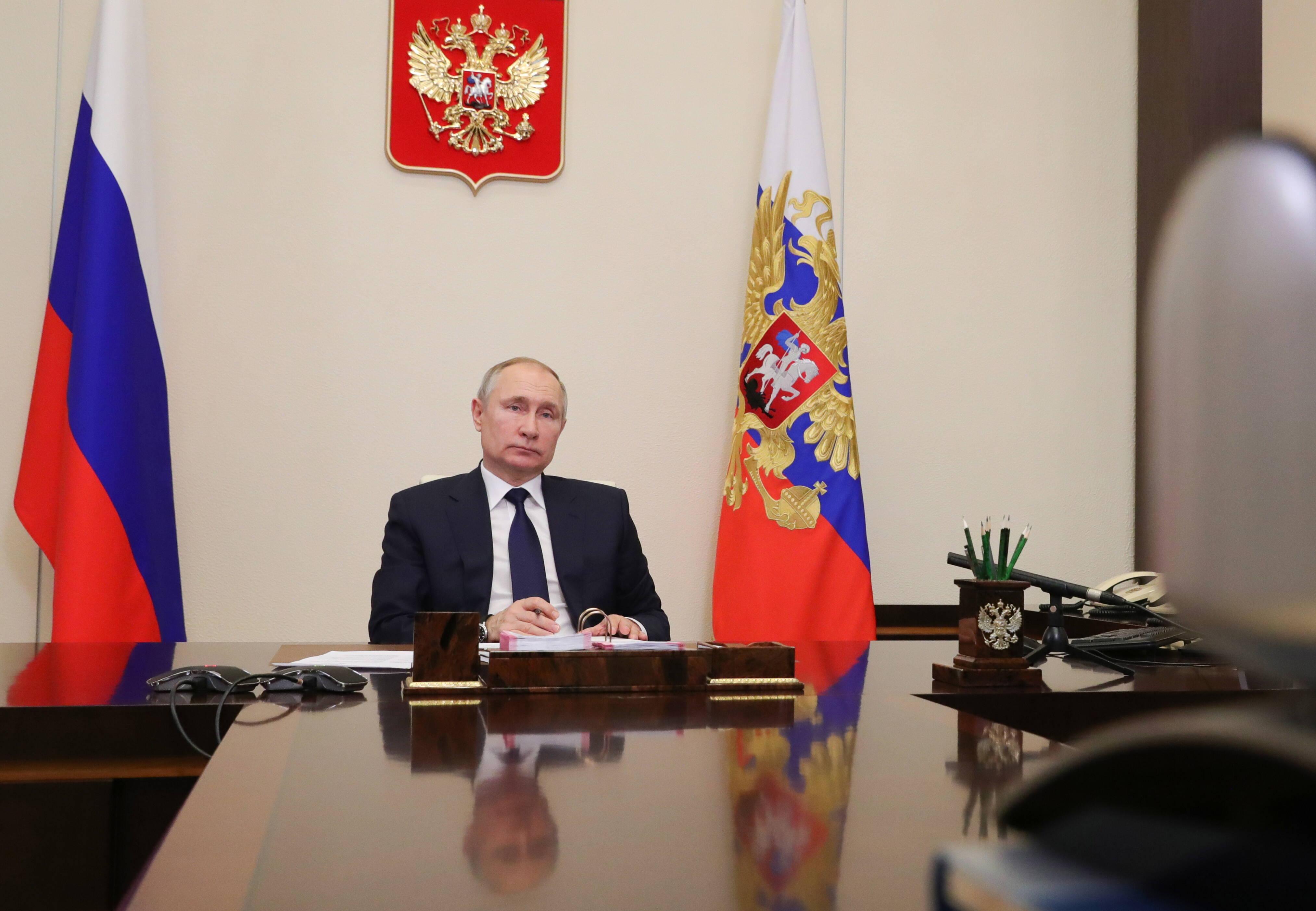 Putin's Dictatorship