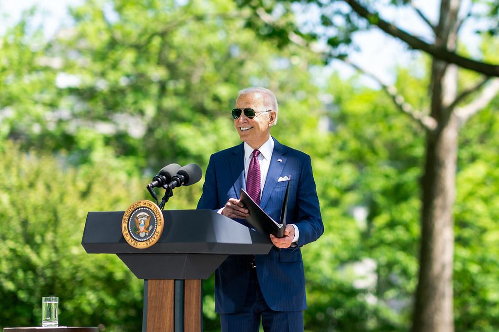 Joe Biden a porozumienie paryskie