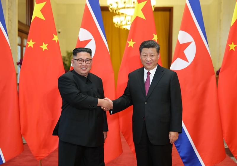 Rocznica traktatu Chin i Korei Północnej