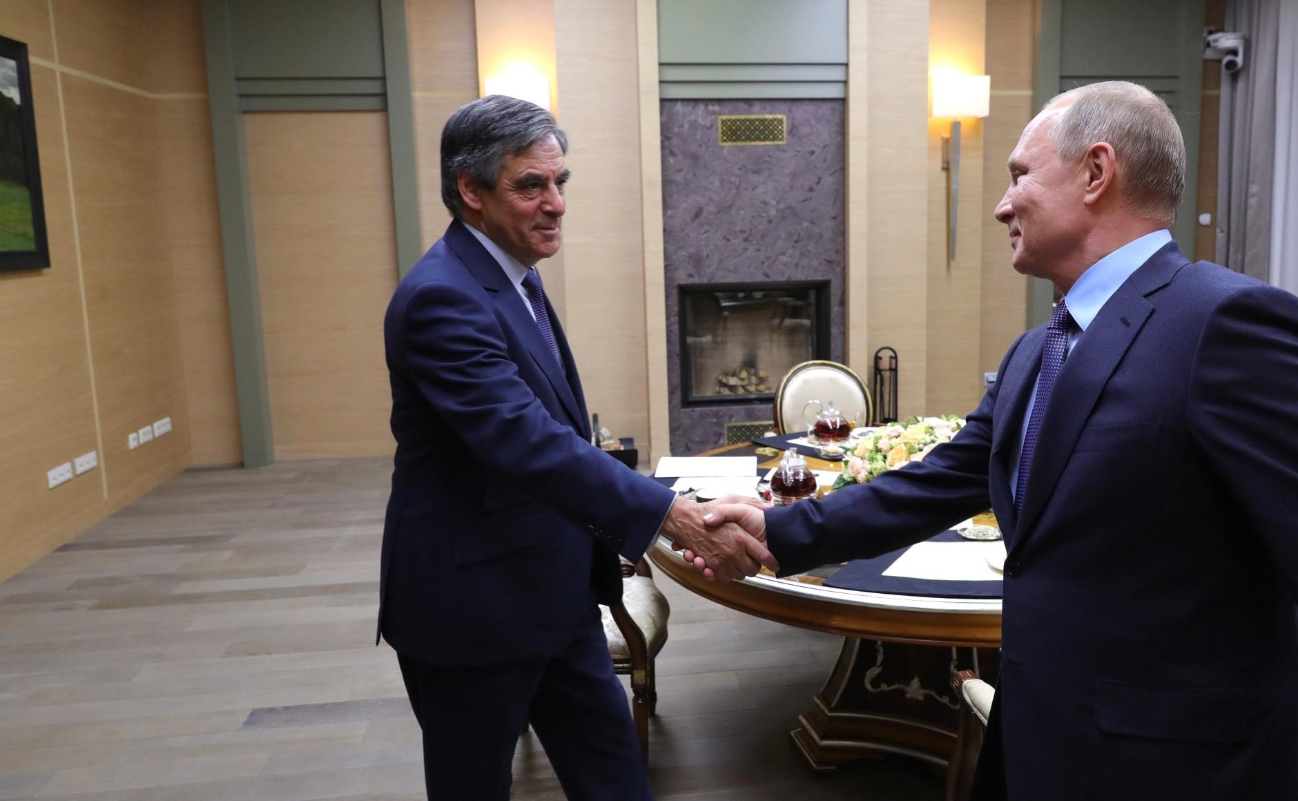 Rosja zachęca Francję do resetu