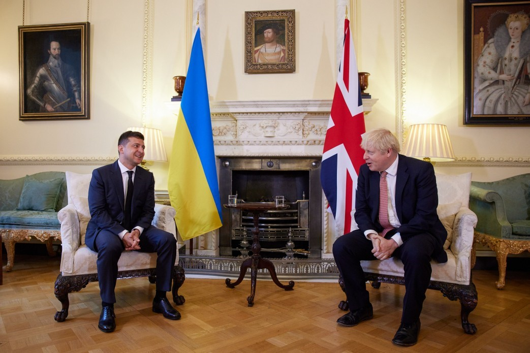 Russia Feels Concerned By UK-Ukraine Military Cooperation