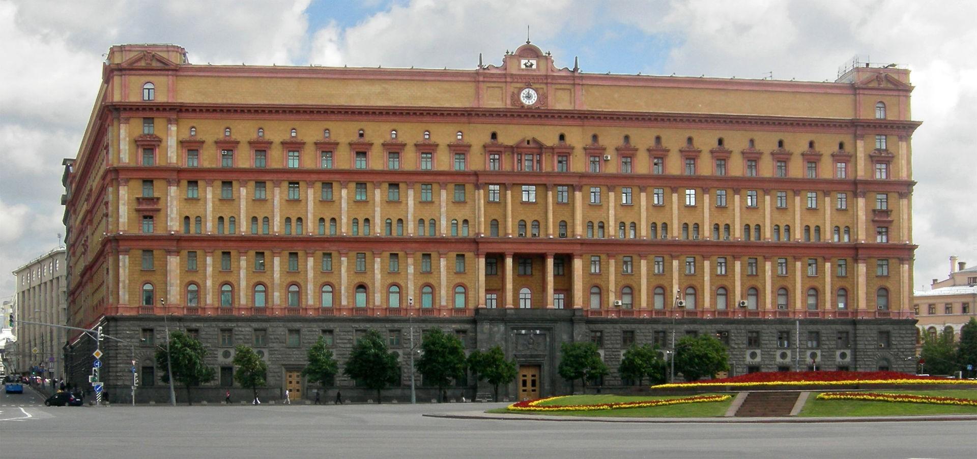 Russian FSB Detains Estonian Consul