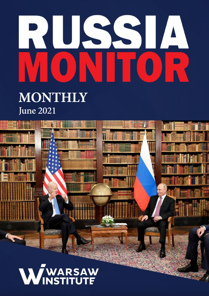 RUSSIA MONITOR MONTHLY 06/2021