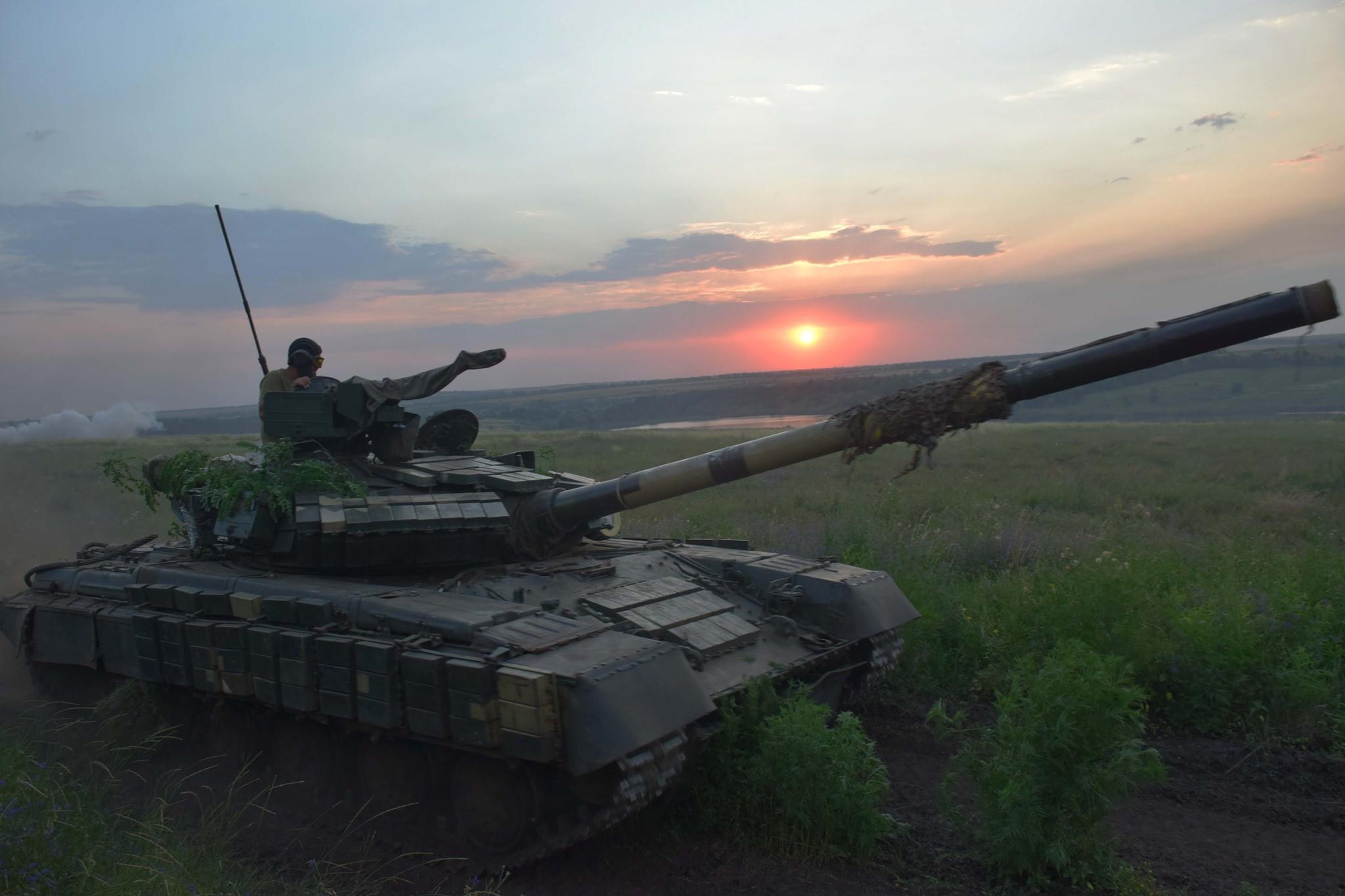 Russia Makes More Aggressive Moves In Donbas