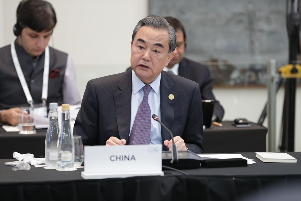 Chinese Foreign Ministry Criticizes the Ambivalent Position of the EU towards the PRC