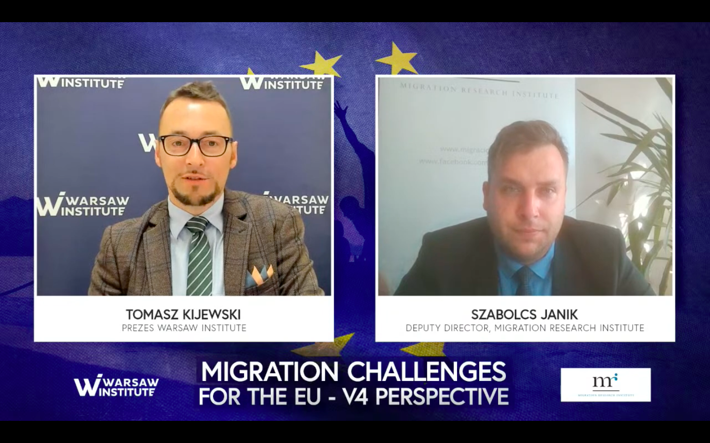 Event Summary: Migration Challenges for the EU – V4 Perspective