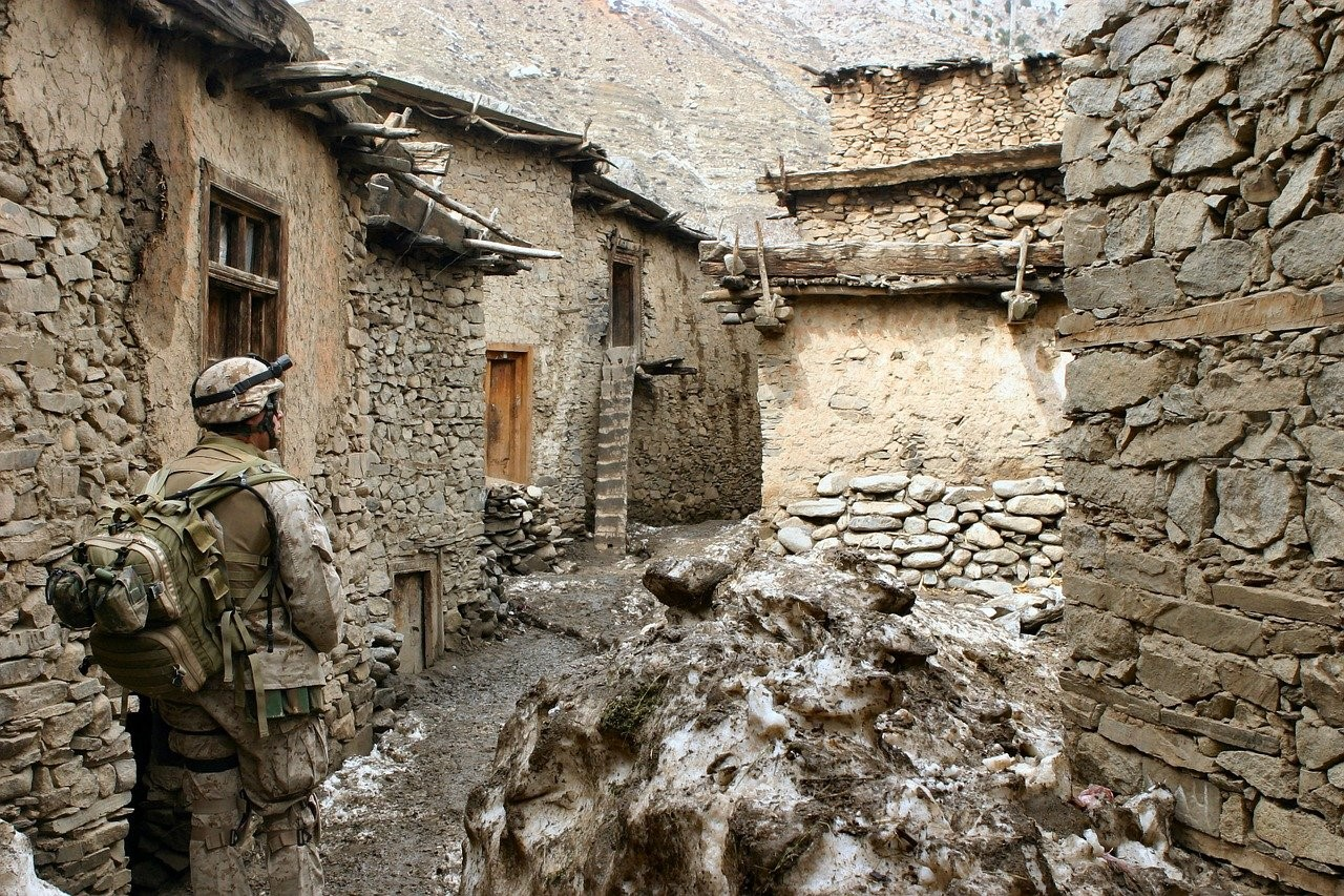 Increased Taliban Activity in Afghanistan