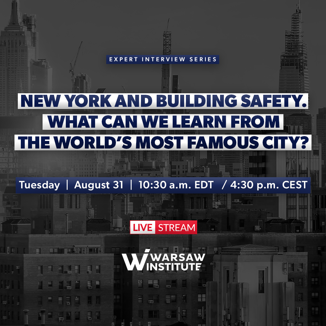 New York and Building Safety. What Can We Learn from the World's Most famous city?