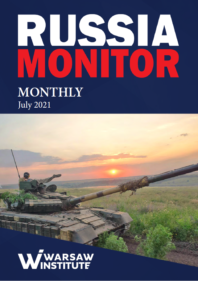 RUSSIA MONITOR MONTHLY 07/2021