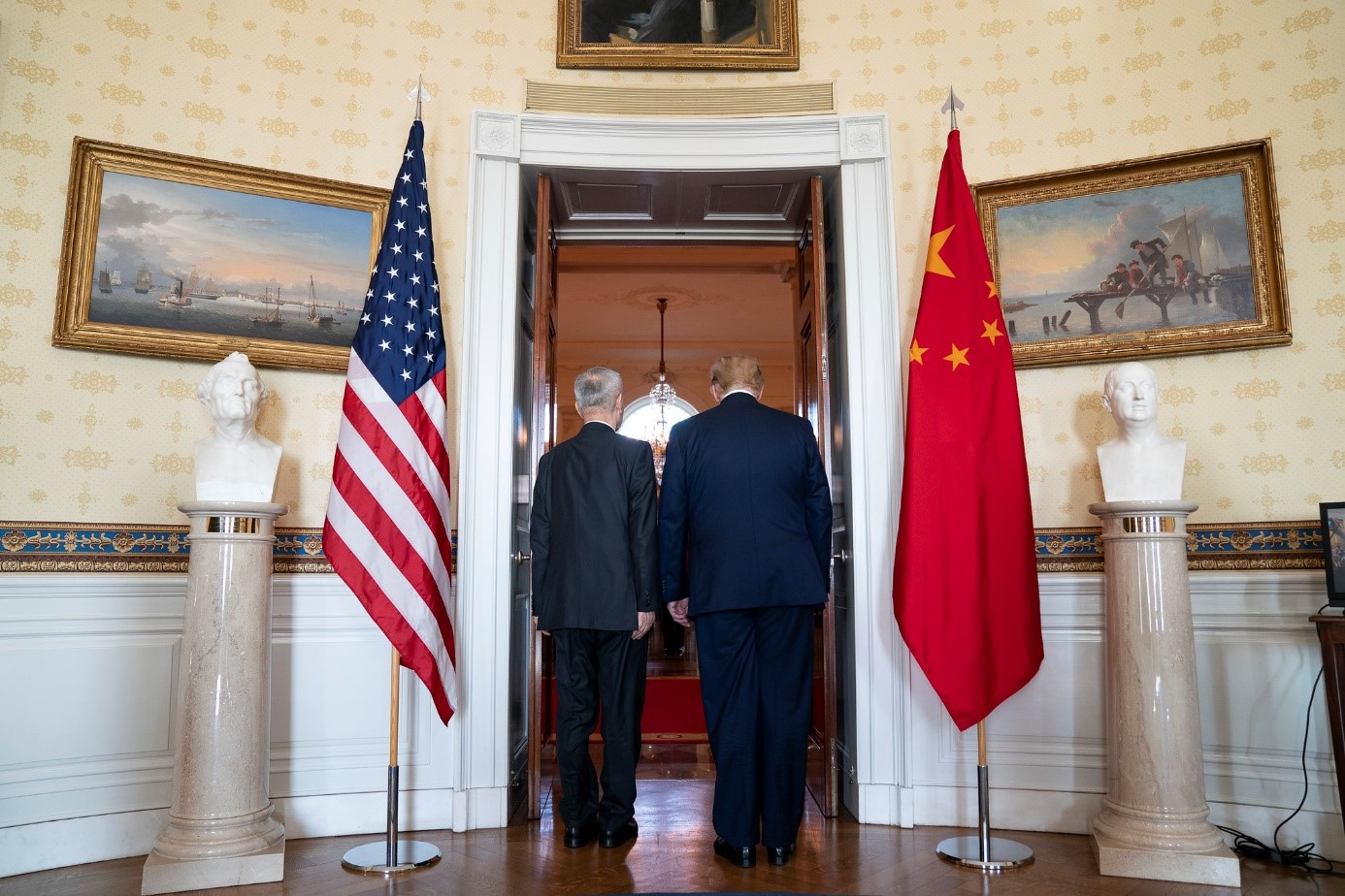 U.S.-China Trade War: Origins, Timeline and Consequences
