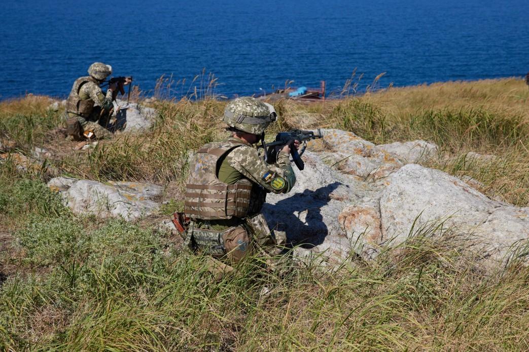 Afgańska klęska USA zwiększa ryzyko wojny na Ukrainie