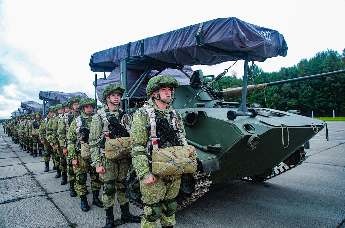 Wstęp do manewrów Zapad-2021. Rośnie napięcie na granicy z NATO