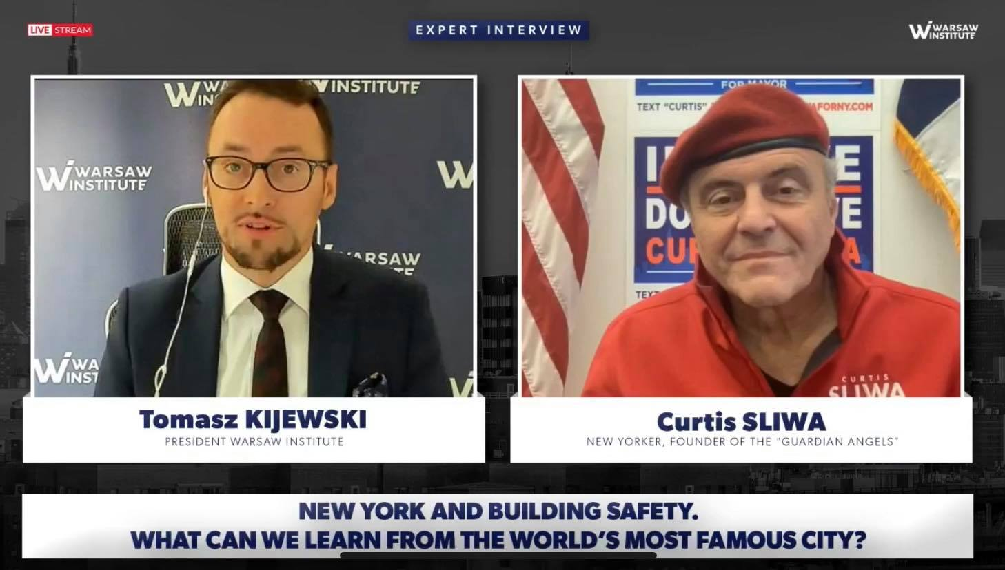 Event Summary: New York and Building Safety. What Can We Learn from the World's Most famous city?