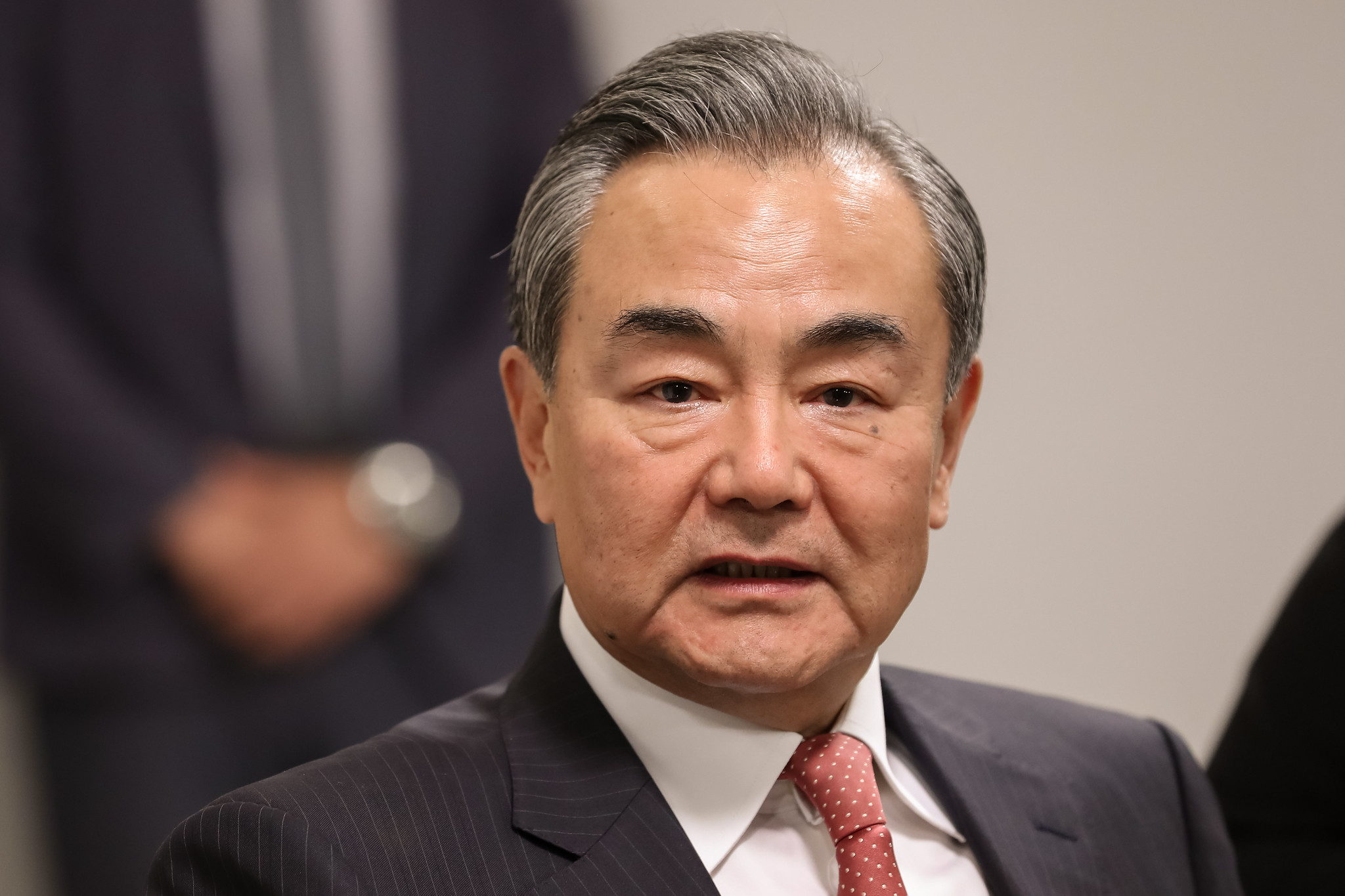 Chinese Foreign Minister Wang Yi Makes Tour of East Asian Countries