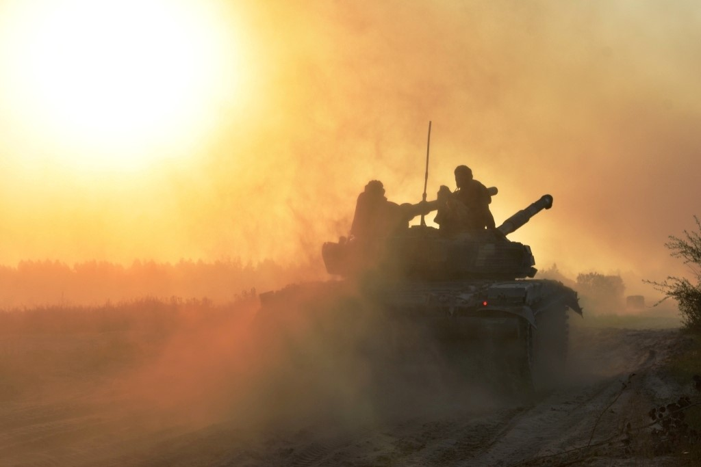 """Russian """"Elections"""" Overshadowed By Donbas War"""