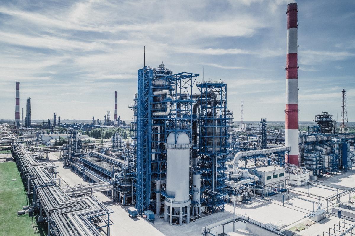 Wodorowy akcent w nowej polityce Gazpromnieftu