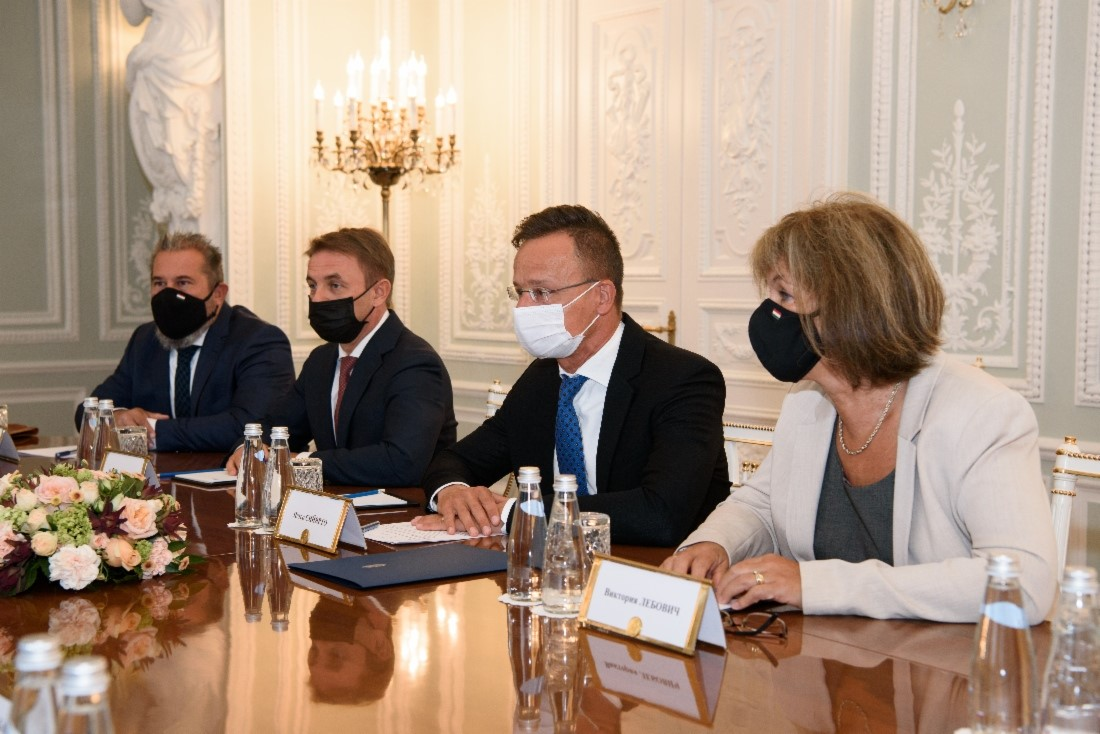 Hungary, Russia Agree New Gas Contract