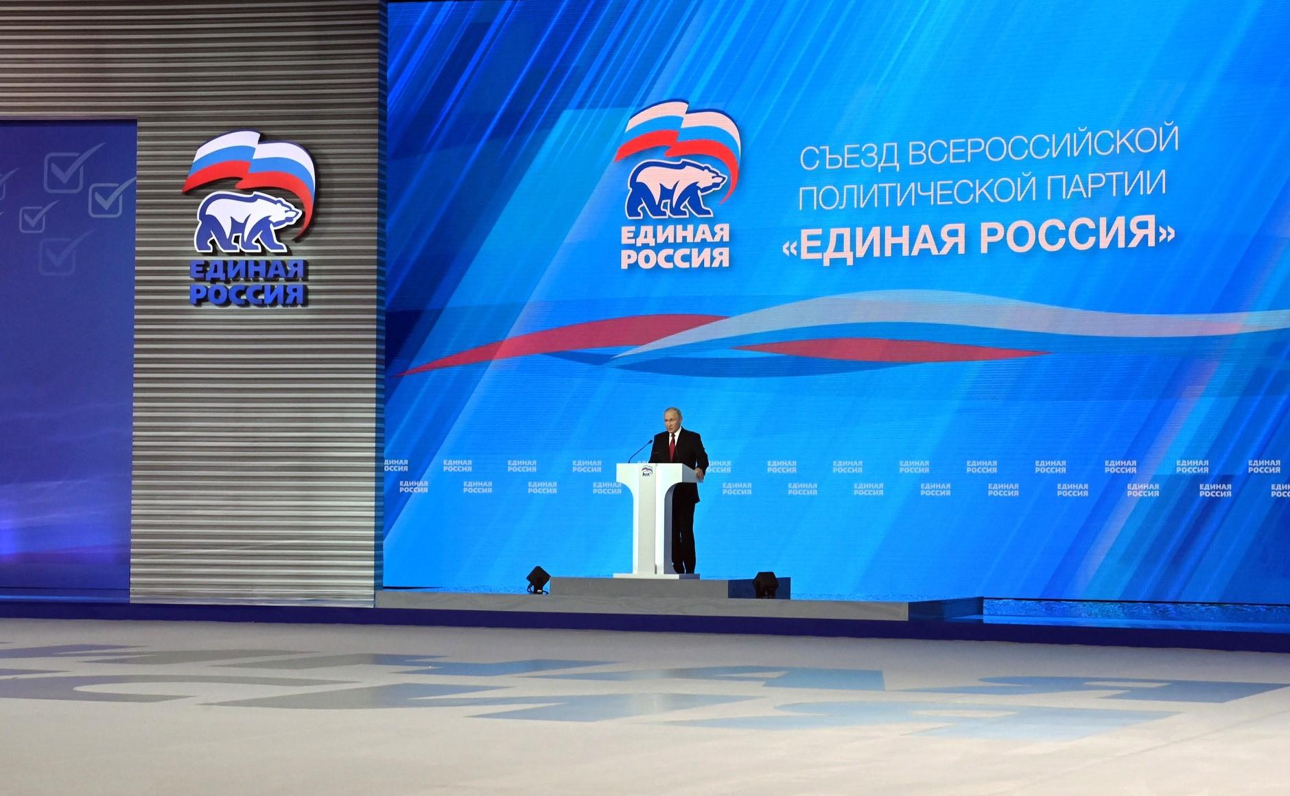 Putin kupuje wyborców. Siłowicy drożsi niż emeryci