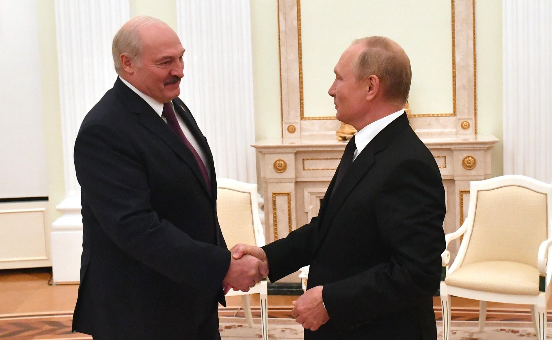 "Progressive ""Integration"": Lukashenko Gives Belarus Into Russian Hands"