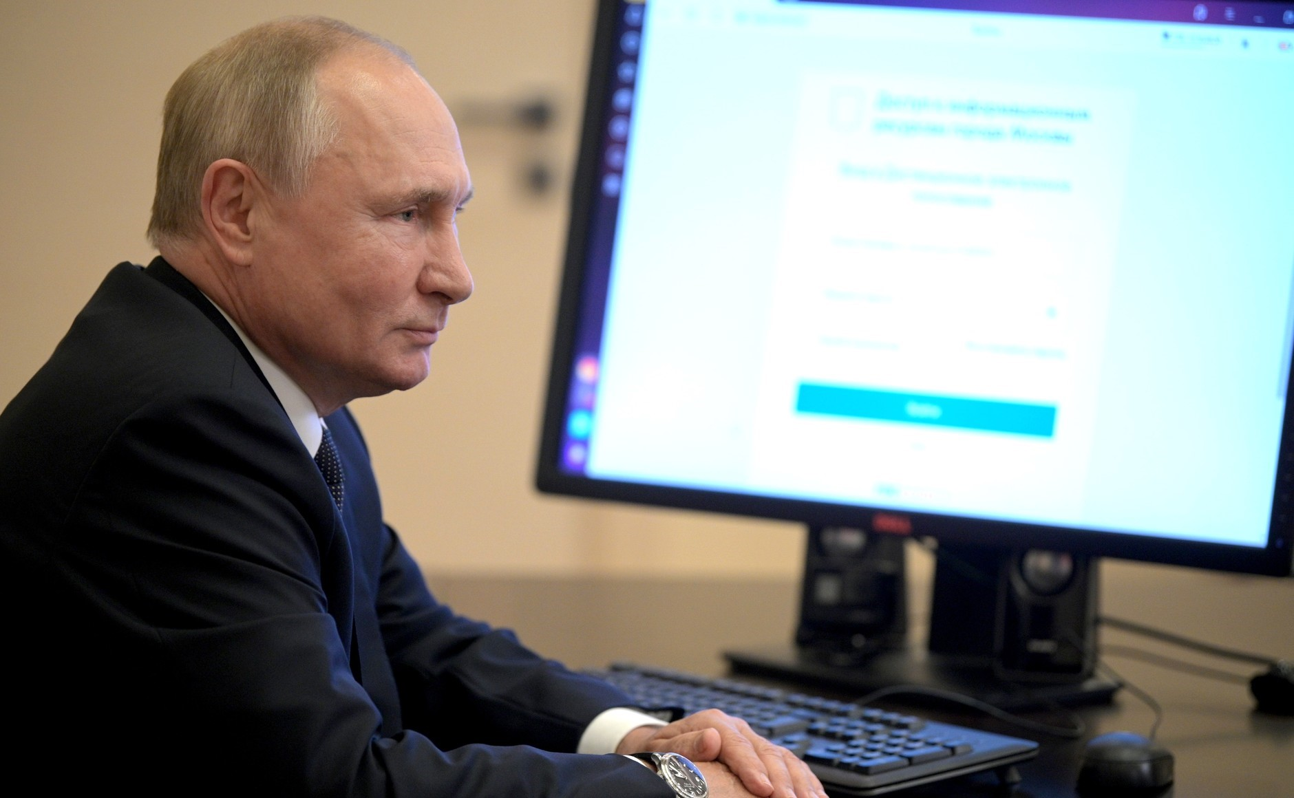 State Duma Vote: Test Before Rigging Presidential Election