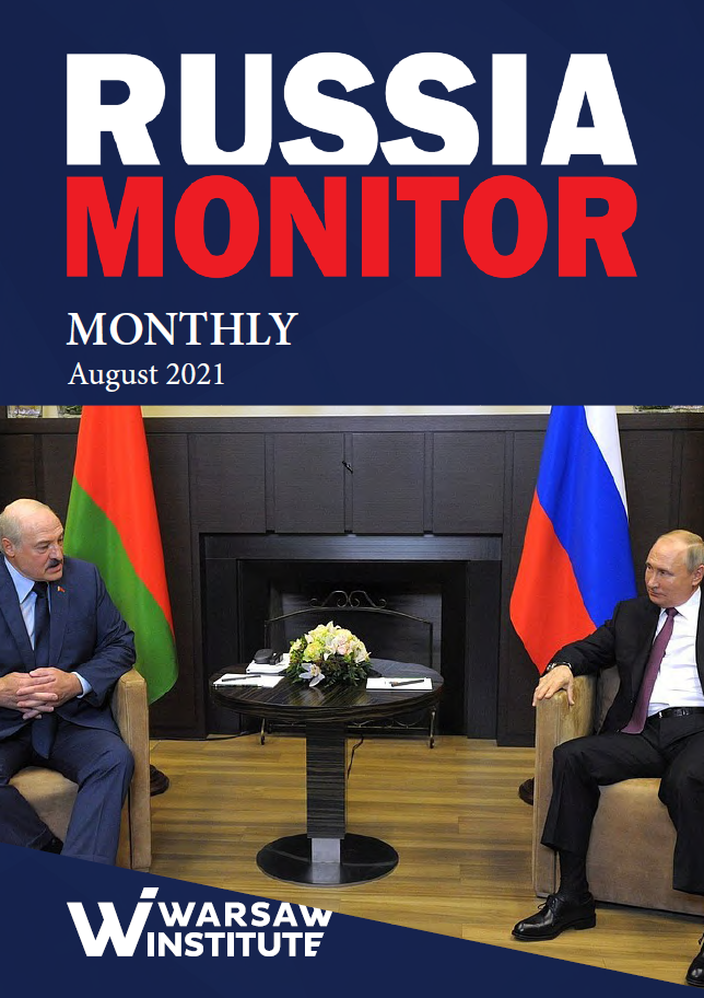 RUSSIA MONITOR MONTHLY 08/2021