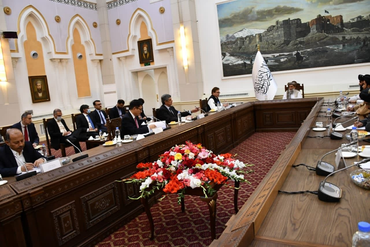 Kabul Meeting: A Common Front of Russia, China, Pakistan?