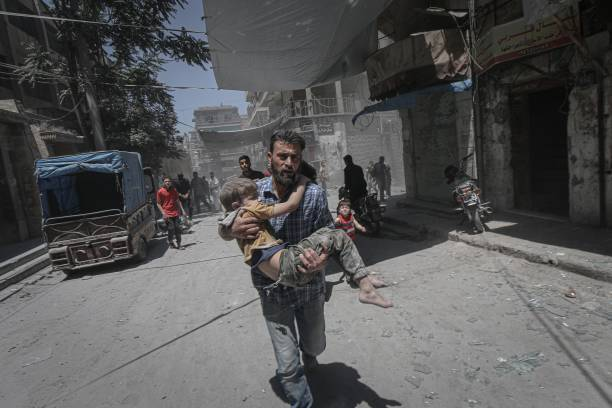 Syria. No prospects for ending the civil war