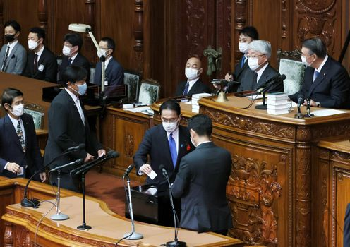 Nowy premier Japonii a Chiny