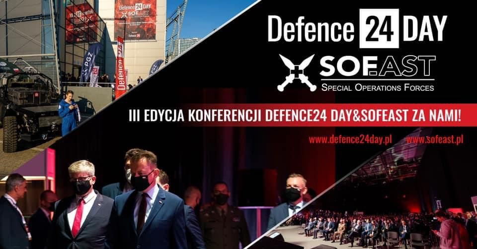 Defence24Day x SOFAST Conference