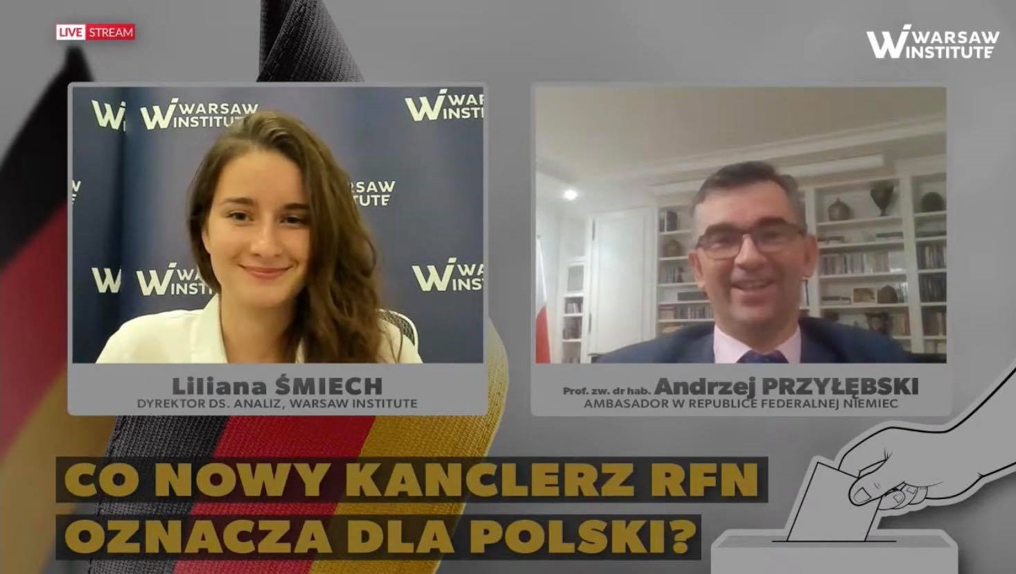 What does the new German Chancellor mean for Poland?