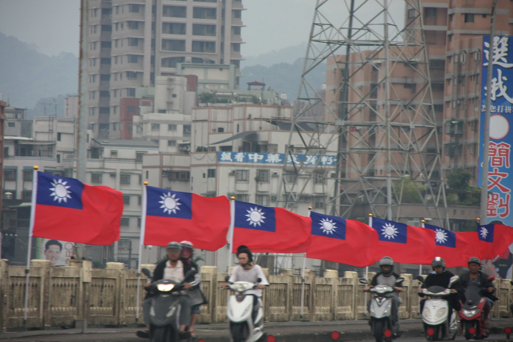 Polskie wsparcie dla Tajwanu