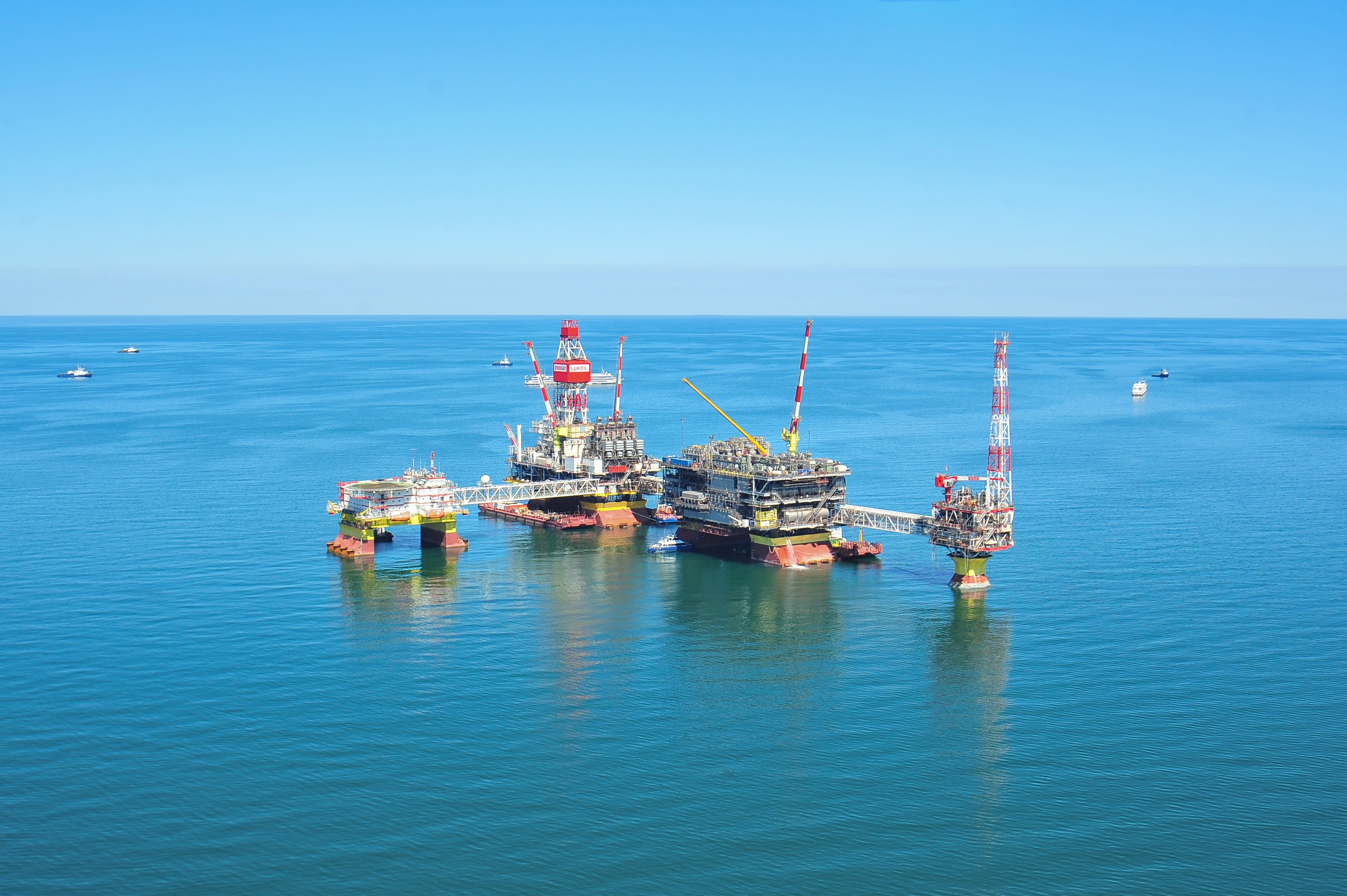 Lukoil Continues Caspian Expansion