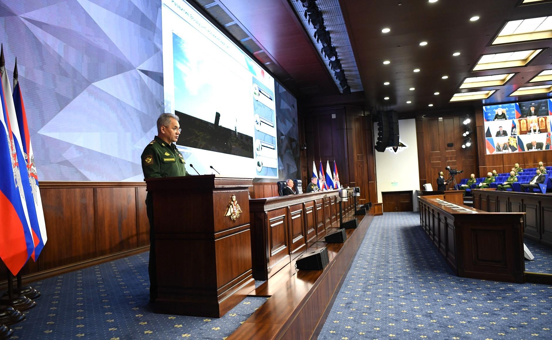 NATO–Russia: Political, Not Security, Crisis