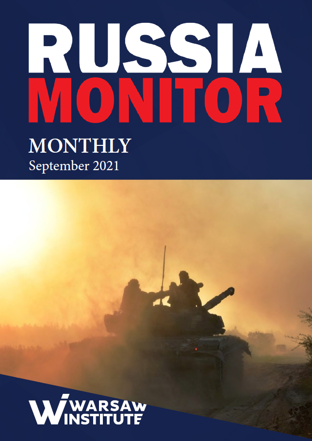 RUSSIA MONITOR MONTHLY 09/2021