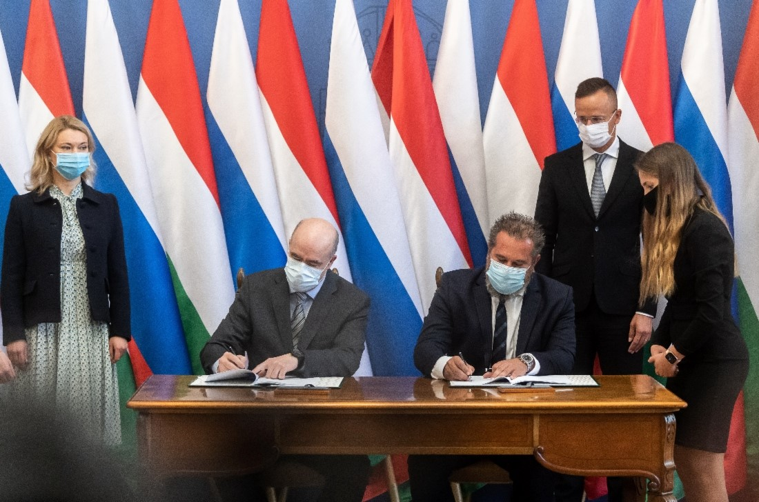Russia-Hungary New Gas Deal: Gazprom Halts Transit Through Ukraine
