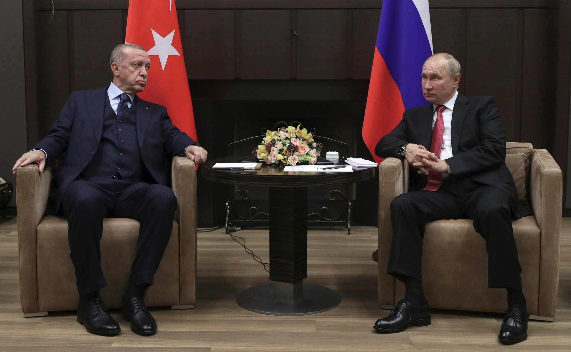 Sochi Meeting: Russia and Turkey Still Divided Over Syria