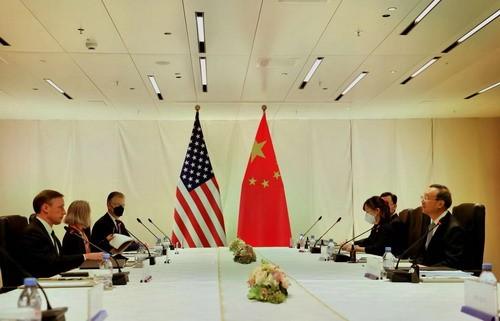 Spotkanie Yang i Sullivan